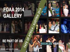 Face Of Africa / Austria Gallery