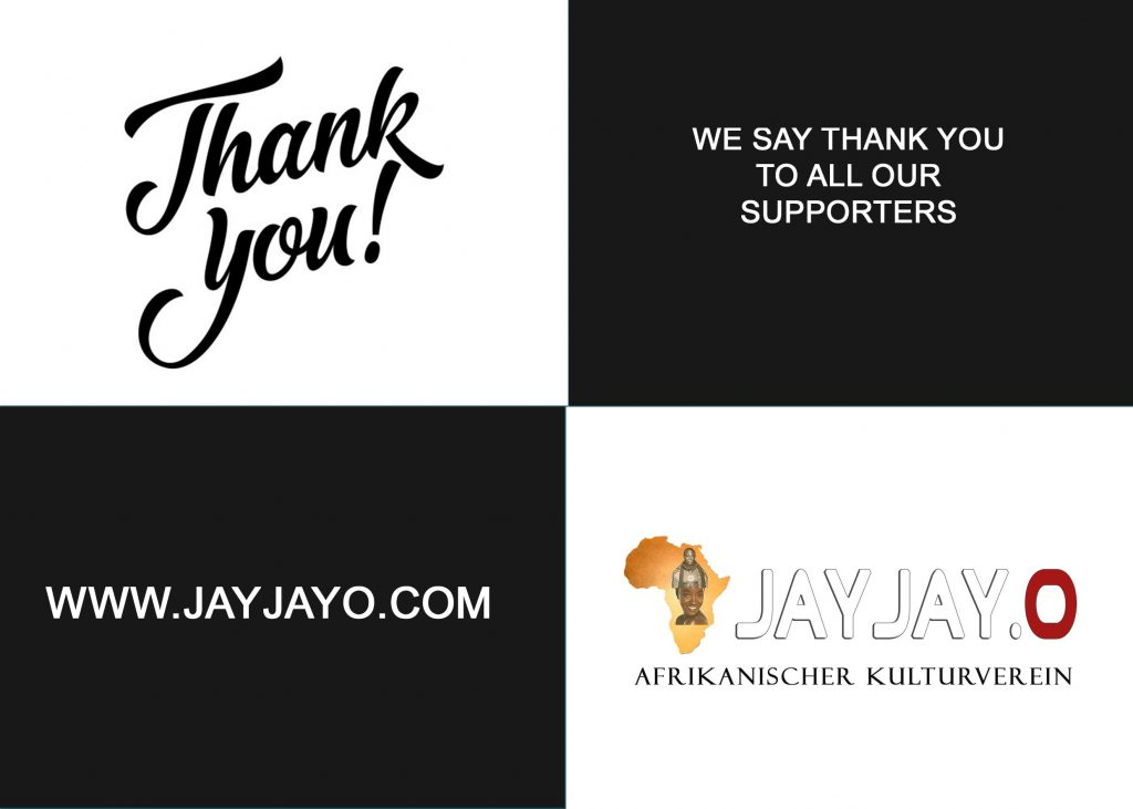 JAYJAY says thank you