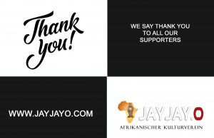 JAYJAY says thank you